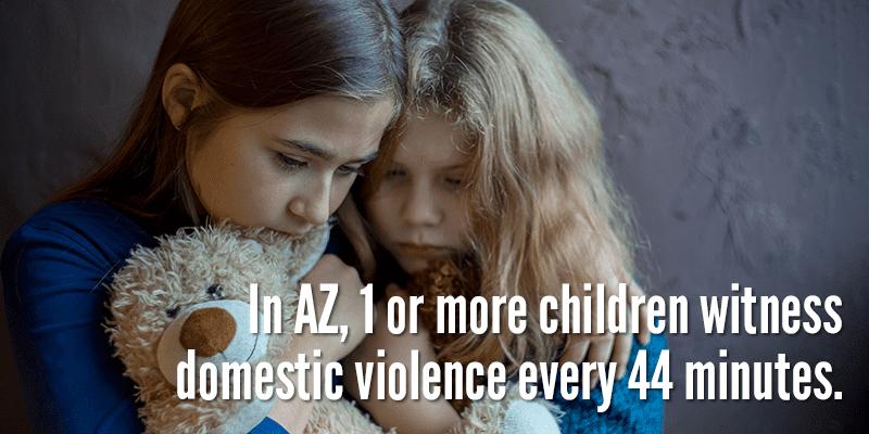 children and domestic violence