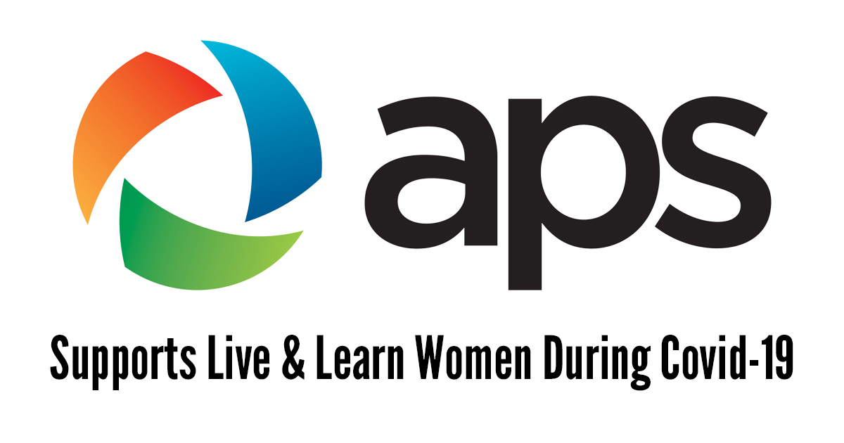 Arizona Public Service Supports Live & Learn Women During Covid-19