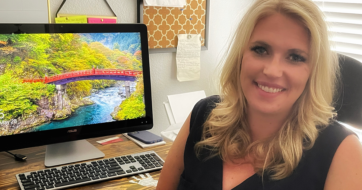 Meet the Team: Megan, Volunteer and Operations Coordinator